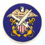 CT Patch - Courtesy of Jack B. Rose