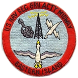 US Naval Security Group Activity, Eastern Island, Midway Islands
