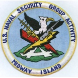 US Naval Security Group Activity, Midway Islands