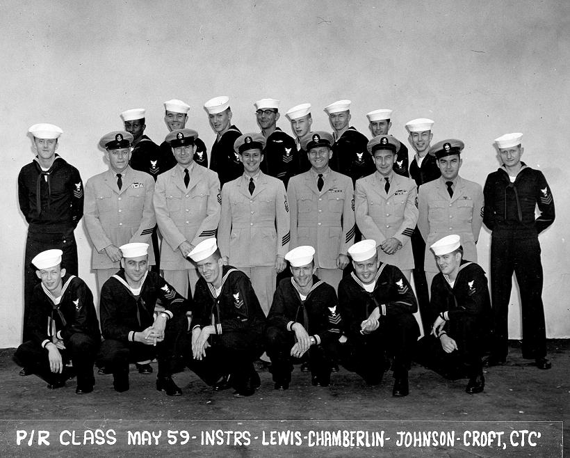 IB P&R Class of May 1959