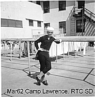 Dusty Durst Boot Camp 1962