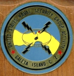 US Naval Security Group Activity, Galeta Island, Canal Zone