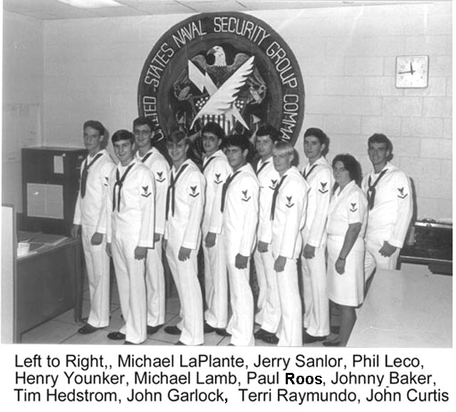 Corry Station CT School Class ??-84(M) Fall 1984 - Instructor: unknown