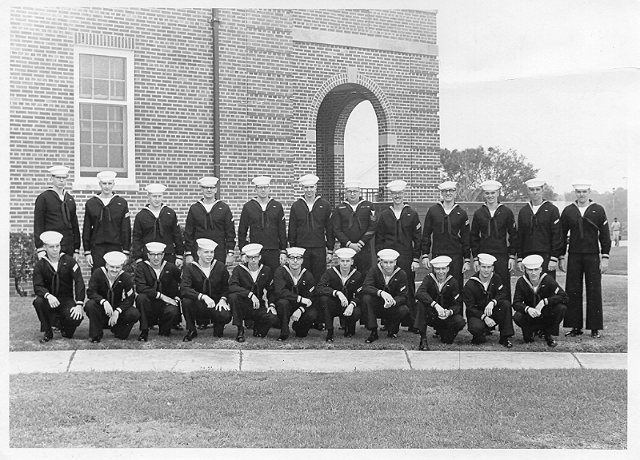 Corry Field Adv. Class ?-70(R) Apr 1970 - Instructor: CTR1 Geloneck