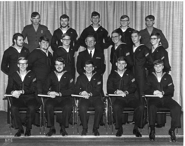 Corry Field CT School Class ?-71(O) Feb 1971 - Instructor:  CTOC North