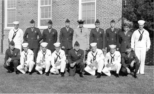 Corry Field Advanced Class ?-67(R) Nov 1967 - Instructor: CTC Porter