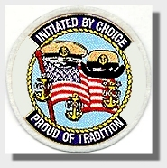 Initiated by Choice .. Proud of Tradition -- Courtesy of Carlton Cox