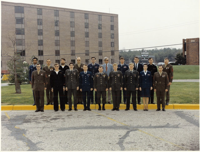 Fort Meade, MD CY-200 School Class 18 January 1981