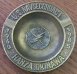 NSGA Hanza ashtray