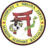 Marine Support Battalion, Company E, Misawa, Japan