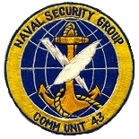 Naval Security Group Comm Unit 43, Midway 1958