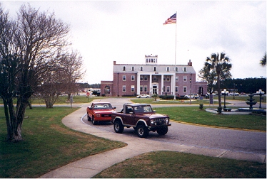 March 2000 - Corry Station, Headquarters Bldg