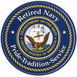Retired Navy - Courtesy of Shift Colors