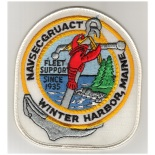 Logo for Winter Harbor, Maine