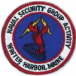 NSGA Winter Harbor, ME Logo