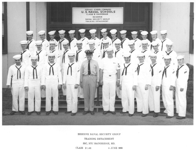 Bainbridge, MD    CT School Class R-1-63 .. June 1963