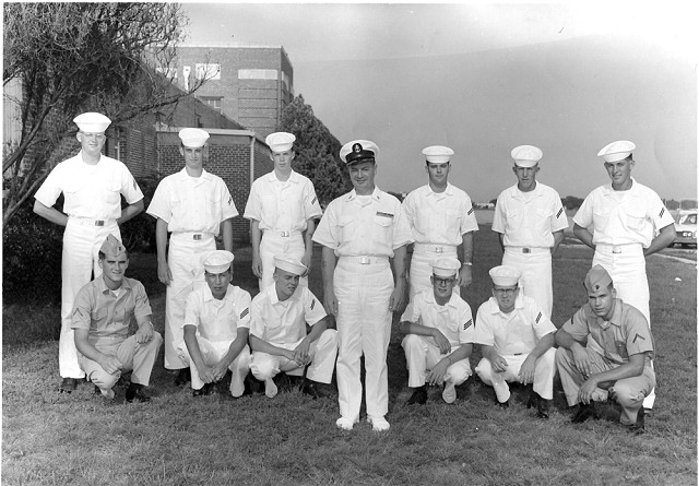 Corry Field CTR Basic Class ??-62(R) Jul/Aug 1962 - Instructor CTC Unknown