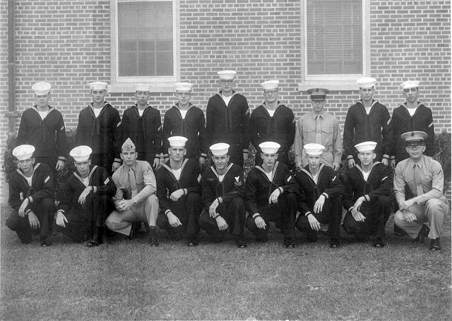 Corry Field CT School CTO Class ?-64(O) Dec 1964 - Instructor: CT1 Mc Daniel