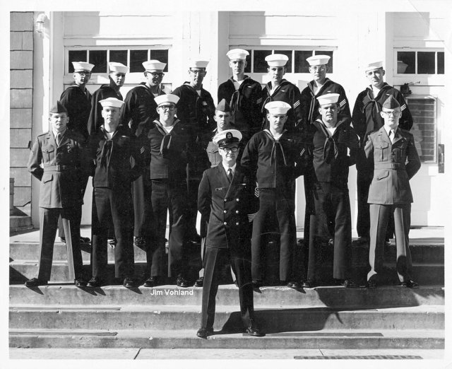 Corry Field CT School CTO Class ?-70(O) March 1970 - Instructor: CTC Pelter