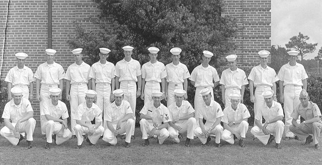 Corry Field CTR Adv. Class ?-66(R) June/July 1966 - Instructor: CT1 Yagel