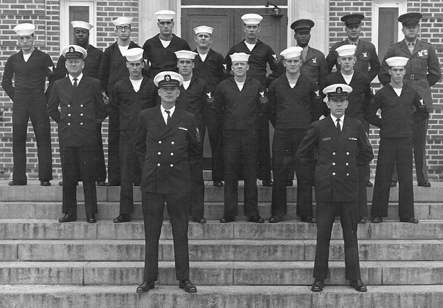 Corry Field CT School P&R Class of December 1965 - Instructors:  CTC Weichmann/CTC Ceglia