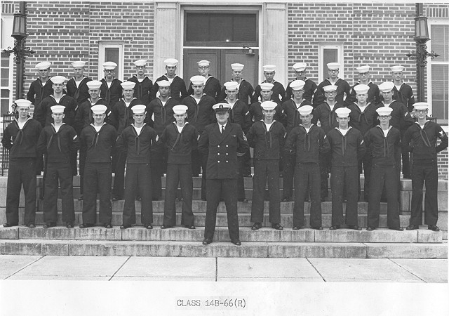 Corry Field CTR Basic Class 14B-66(R) March 1966 - Instructor CTC Long