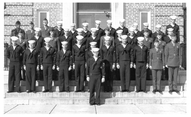 Corry Field CT School Basic Class ??-68(R) Jan 1968 - Instructor: CT1 Collier