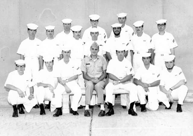 Corry Field CT School Basic Class ??-70(T) June/July 1970 - Instructor: CTTC Ray Mages