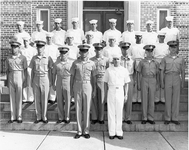 Corry Field (CTR) Class Unknown(R) 1962 or 1963 - Instructor ??