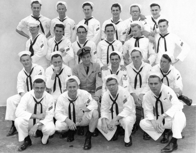 Imperial Beach CT School Adv. Class ?-55(R) Aug 1955 - Instructor:  CTC Unknown