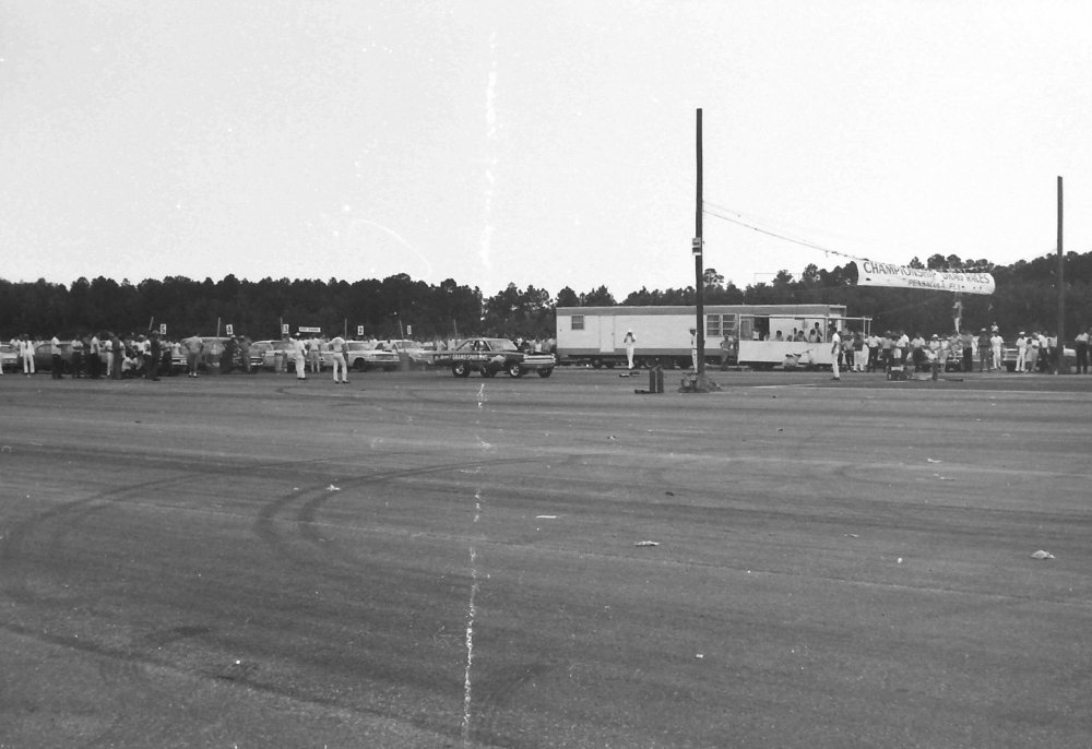 Nctc Corry Field Pensacola Fl Circa 1963 1964 From