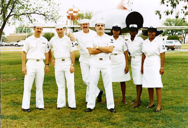 Goodfellow AFB Analysis and Reporting (A&R) Class of 1985 - Instructor:  Unknown