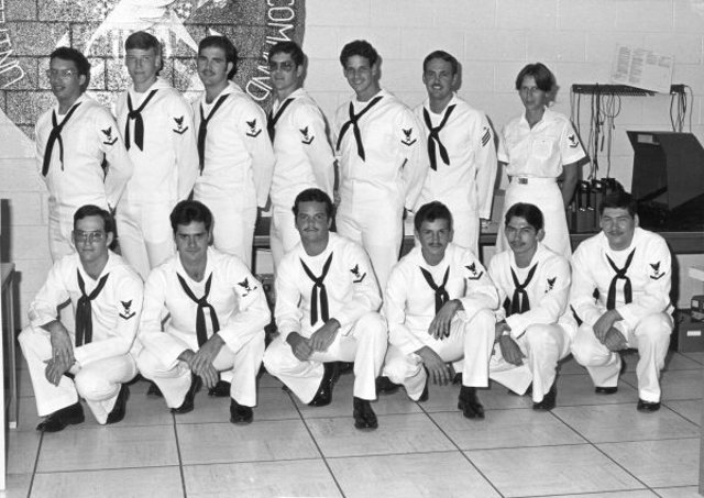 Corry Station (CTM) Class of September 1984 - Instructor Unknown