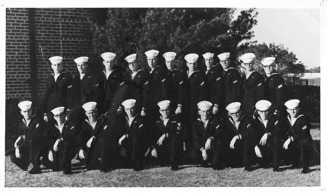 Corry Field (CTO) Class ?-68(O) of May 1968 - Instructor: Unknown