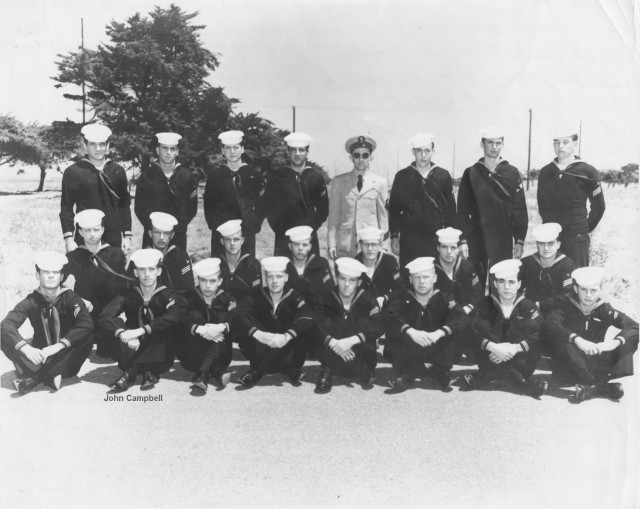 Imperial Beach (IB) Advanced Class 20-53(R) May 1953 - Instructor: CTC Harold E. Todd
