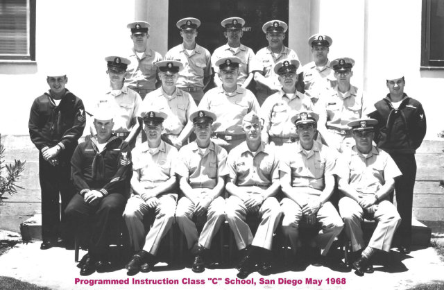 San Diego Programmed Instructor School of May 1968